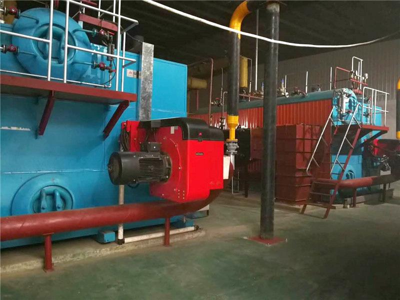 SZS燃油(气)系列蒸汽锅炉