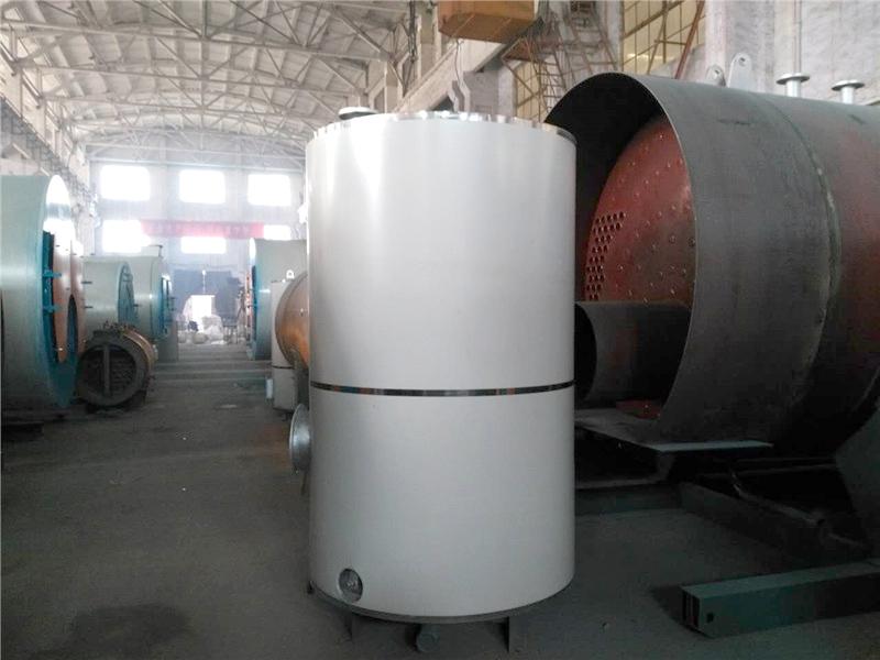 LSS立式冷凝式燃(油)气蒸汽锅炉
