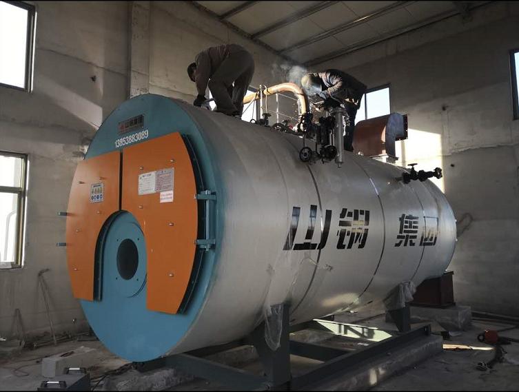 WNS3-1.25-y(Q)冷凝式低氮燃气锅炉
