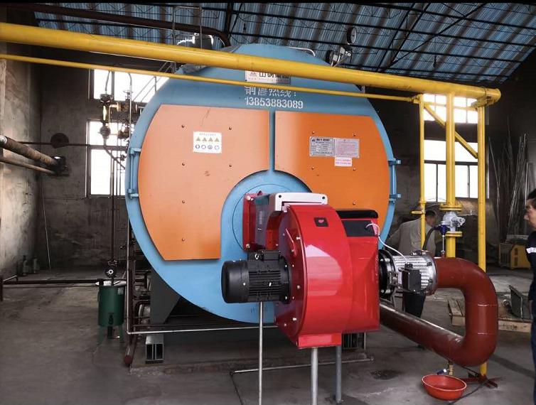 WNS4-1.25-y(Q)冷凝式低氮燃气锅炉